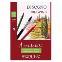 Альбом для рисунку Fabriano Accademia А4 (21х29.7см) 200 г/м2 30л.