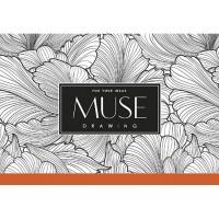 Альбом для эскиза MUSE Drawing A6 150г/м2 20л.