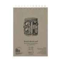 Альбом для графики Smiltainis Bristol А5 (14.8х21см) 185 г/м2 30 листов (4770644588009)