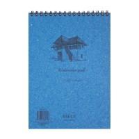 Альбом для акварели Smiltainis Authentic Watercolor A3 (29.7х42см) 280 г/м2 30 листов (4770644586333)