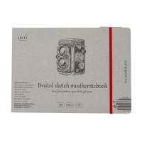 Альбом для графики Smiltainis Bristol А5 (24.5х17.6см) 185 г/м2 18 листов (4770644587651)