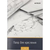Папка для черчения Kite A4 (21х29.7см) 200 г/м2 10 листов