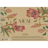Альбом для рисунка MUSE Drawing 159 A4 (21х29.7см) 150 г/м2 30л.