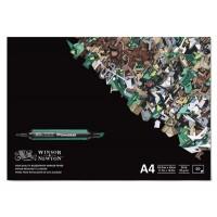 Склейка Winsor & Newton Pad Bleedproof paper для маркеров A4 (21х29.7см) 50л.