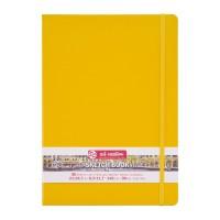 Блокнот для графики Royal Talens Art Creation желто золотой А4 (21х29.7см) 140 г/м2 80л.