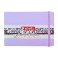 Блокнот для графики Royal Talens Art Creation фиолетовый A5 (14.8x21см) 140 г/м2 80л.