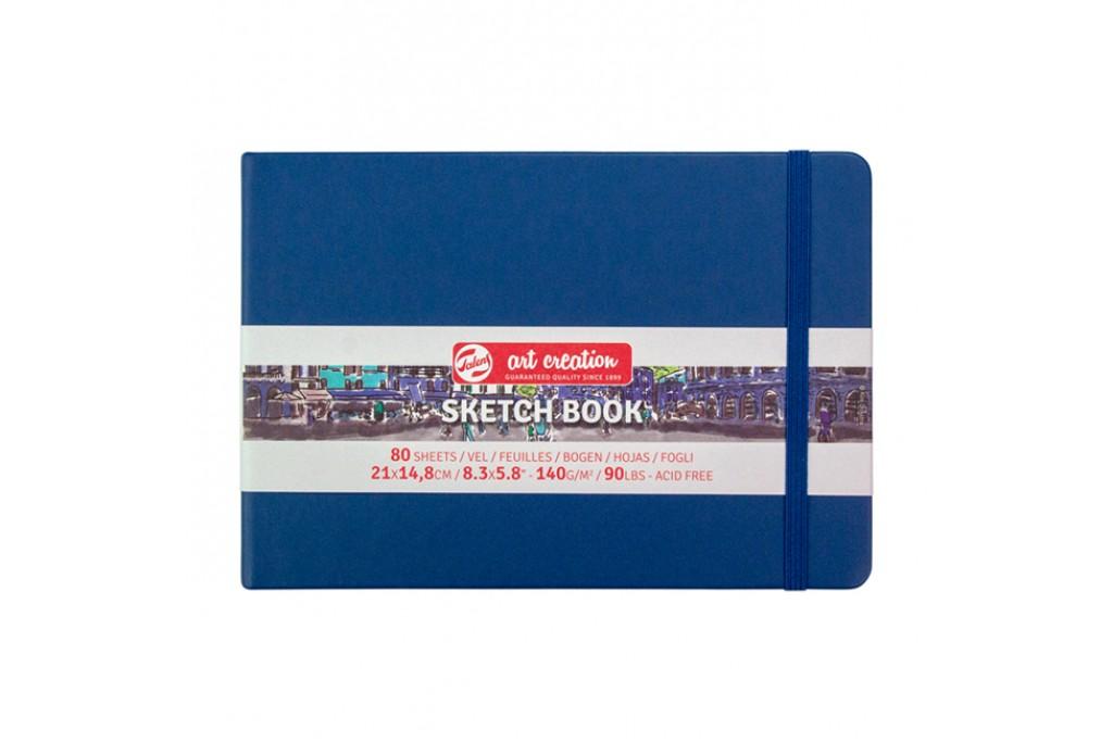 Блокнот для графики Royal Talens Art Creation синий A5 (14.8x21см) 140 г/м2 80 листов