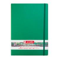Блокнот для графики Royal Talens Art Creation зеленый А4 (21х29.7см) 140 г/м2 80л.