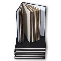 Скетчбук для рисунка, A4, 80л., ArtBook Graphic, Alizarin
