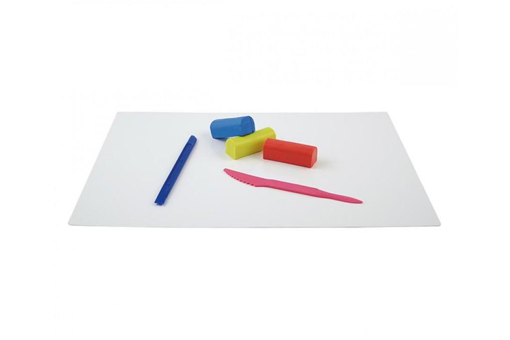 Доска для пластилина Koh-i-Noor А4 из гибкого пластика