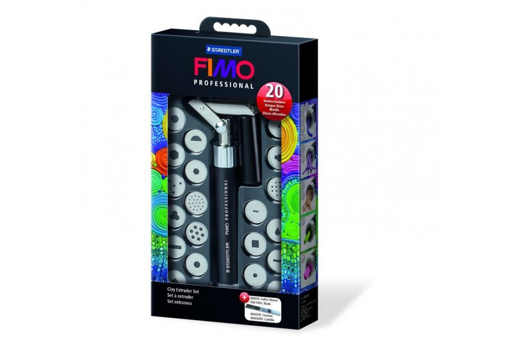Набор инструментов для пластики Fimo 20 насадок