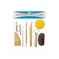 Набор инструменты для скульптуры 8 предметов (11201)