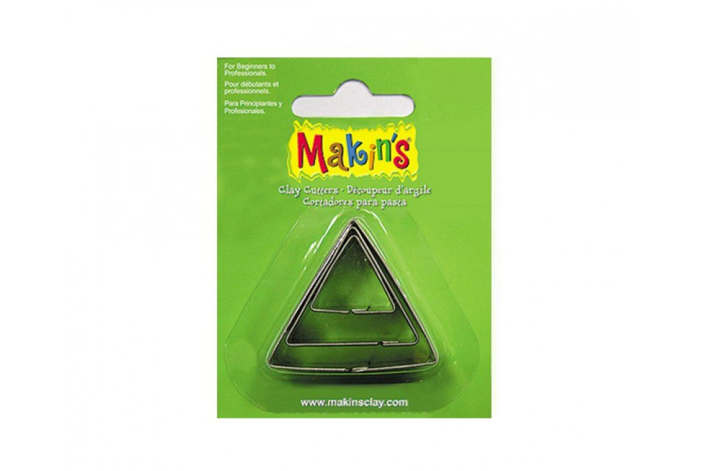 Набор катеров Makin's Треугольник 3 шт (8712926303296)