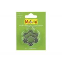 Набор катеров Makin's Цветок 3 шт