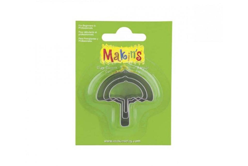 Набор катеров Makin's Зонтик 3 шт (656290360258)