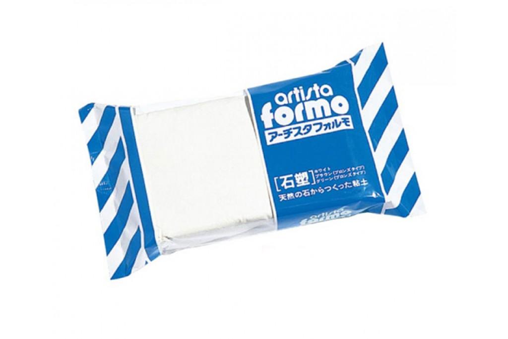 Пластика Padico Artista Formo самозатвердевающая 500 г белая (4902498721053)