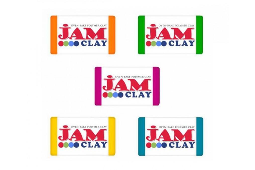 Пластика Rosa Jam Clay под обжиг 20 г