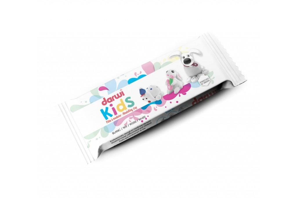 Пластика самозатвердевающая Darwi Kids 500 г (DR-DA0850500000)