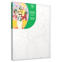 Набор акриловой живописи по номерам Ваза с цветами 30х45 см
