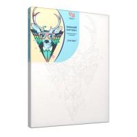 Набор акриловой живописи по номерам Cool deer 30х45 см