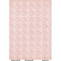 Бумага дизайнерская, Нежный шебби, А4+, 200г/м2, Alizarin