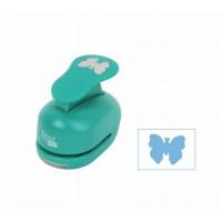 Дырокол фигурный, Бабочка №1, 2,5 см, Rosa Talent