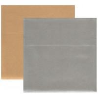 Конверт декоративный 16.5х16.5, 120г/м2 + карточкой 16х16см 250г/м2, Ursus (2 цвета)