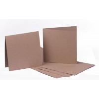 Набор заготовок для открыток 5шт, 15,5х15,5см, 220г/м2, Rosa (15 цветов)
