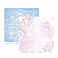 Бумага для скрапбукинга, Emotion & Romance 4, двост., 30,5х30,5см, 200г/м2, Rosa