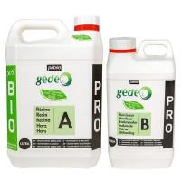 Глазурь эпоксидная Pebeo Gedeo Resine Glacage Biorganic двухкомпонентная