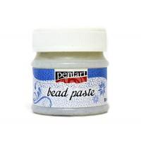 Паста структурная Pentart Bead Paste со стеклянными шариками 50 мл