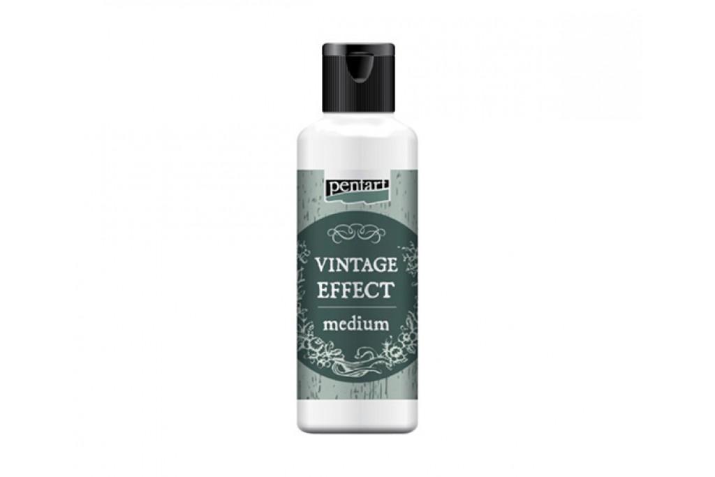Медиум Pentart Vintage Effect для создания винтажного эффекта 80 мл (5997412772081)