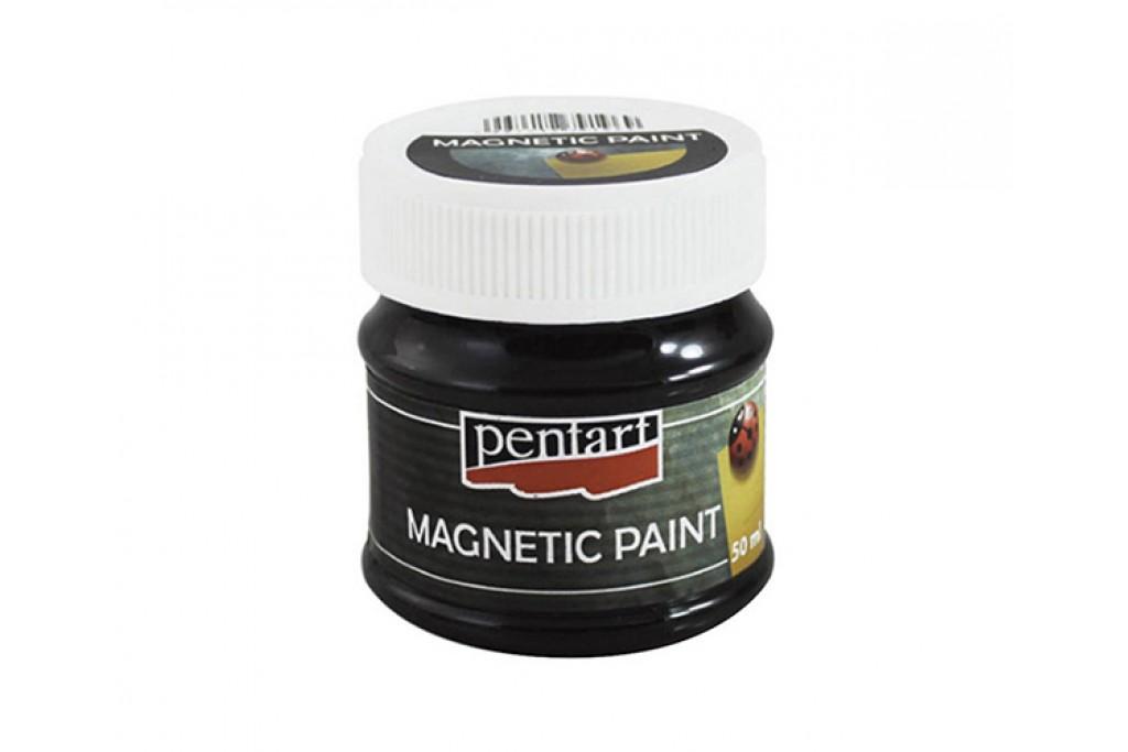Краска Pentart Magnetic с эффектом магнита 50 мл (5997412791969)