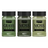 Паста Pentart Moss Effect Paste эффект мха 100 мл