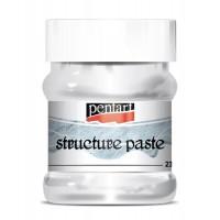 Паста структурная Pentart Structure Paste белая 230 мл