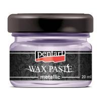 Паста восковая Pentart Wax Paste розовое золото 30 мл