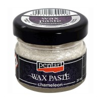 Паста восковая Pentart Wax Paste хамелеон 30 мл