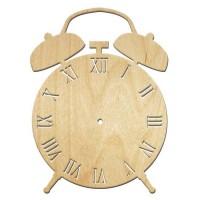 Основа для часов, Будильник римские, 35см, фанера