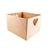 Ящик для мелочей, 24х27х18см, фанера
