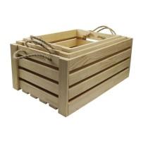 Ящик, сосна (6 размеров)